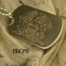 Queen Dog Tag